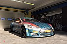 EGT Di Grassi, Electric GT Tesla otomobilini test etti