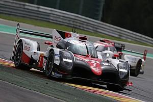 WEC Crónica de entrenamientos Toyota dominó el jueves en Spa-Francorchamps