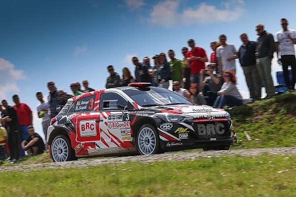 BRC Ultime notizie Ottimo secondo posto per Basso e BRC al Rally di Ypres