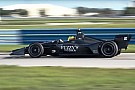 IndyCar Тесты новых машин IndyCar на «Себринге»: видео
