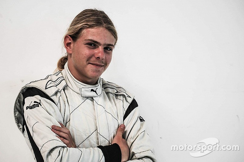 Australian racer Tommy Gasperak working towards a career in NASCAR