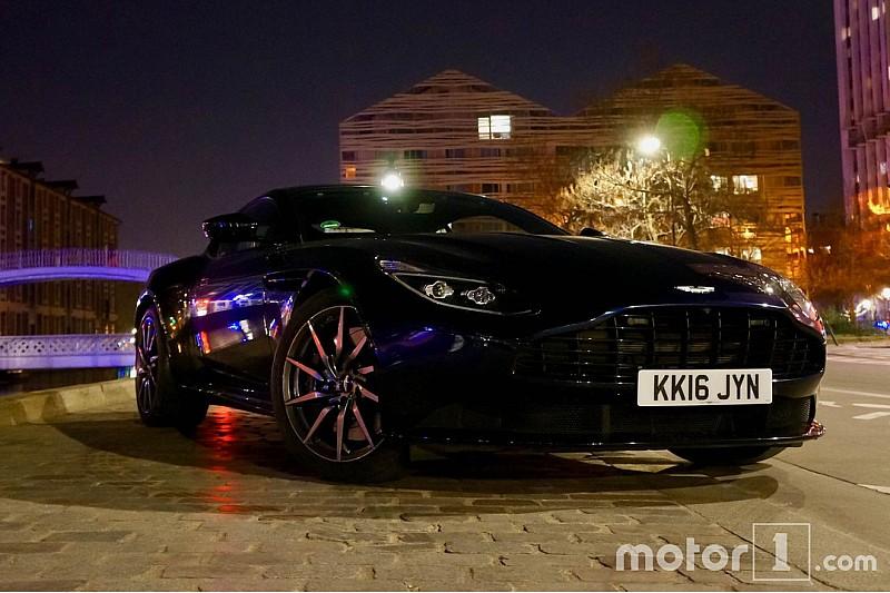 Exclusif - Le nouveau style d'Aston Martin selon son chef designer !