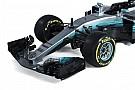 Forma-1 Látványos stúdióképeken a 2017-es F1-es Mercedes