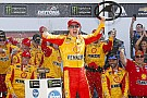 NASCAR Cup Logano wins Daytona Clash as leaders collide on final lap