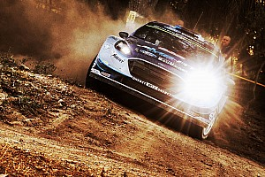 WRC Leg звіт Ралі Італія: чергова революція