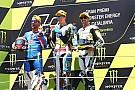 La FIM descalifica a Pasini y le baja del podio de Barcelona