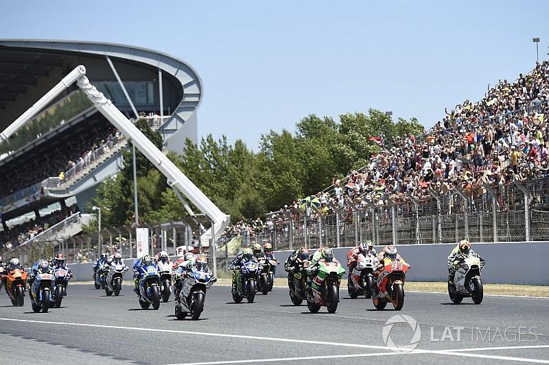 Pilotos da MotoGP dão aval para mudar Circuito da Catalunha