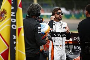 Formula 1 Röportaj Alonso: 2018'de yarış kazanacağım!