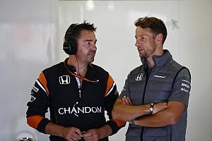 Button elismerte, hogy tárgyalt a Williamsszel