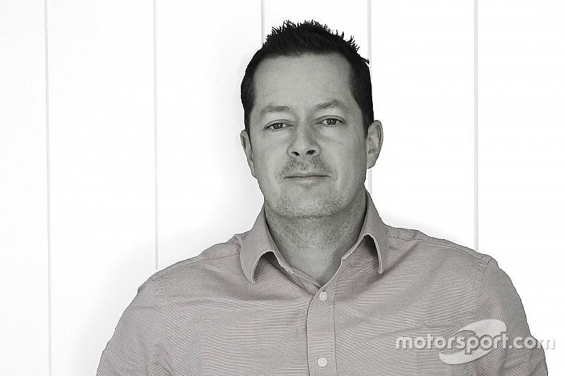 تعييّن ليام كلوغر كرئيس تنفيذي لموقع موتورسبورتستاتس.كوم