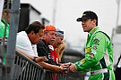 Edwards leads second practice, Kurt Busch forced into a backup car