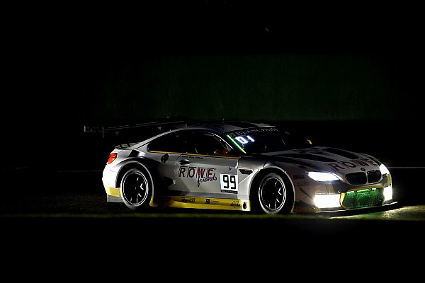 Blancpain Endurance Spa 24: Rowe BMW back in the lead at 18 hours