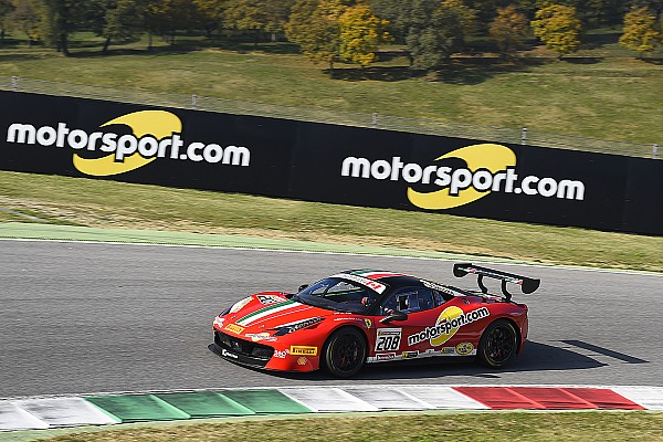 Ferrari Ferrari and Motorsport.com to offer exclusive content, streaming for World Finals