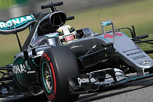 Formula 1 Practice report Italian GP: Hamilton sets blistering pace in FP3