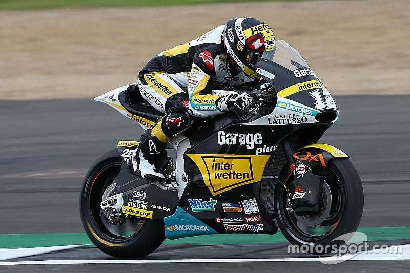 Moto2 Silverstone: Luthi menang, Zarco terlibat insiden dengan Lowes