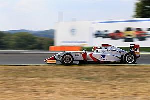 Formula 4 Reporte de la carrera Victoria de Raúl Guzmán en Vallelunga