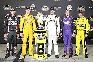 NASCAR Cup Analysis Analysis: Don't hand the NASCAR Sprint Cup trophy to Toyota just yet