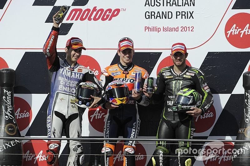 Галерея: останні 20 переможців гонок MotoGP