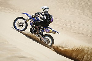 Pissay finishes as top female rider in Dubai Baja event