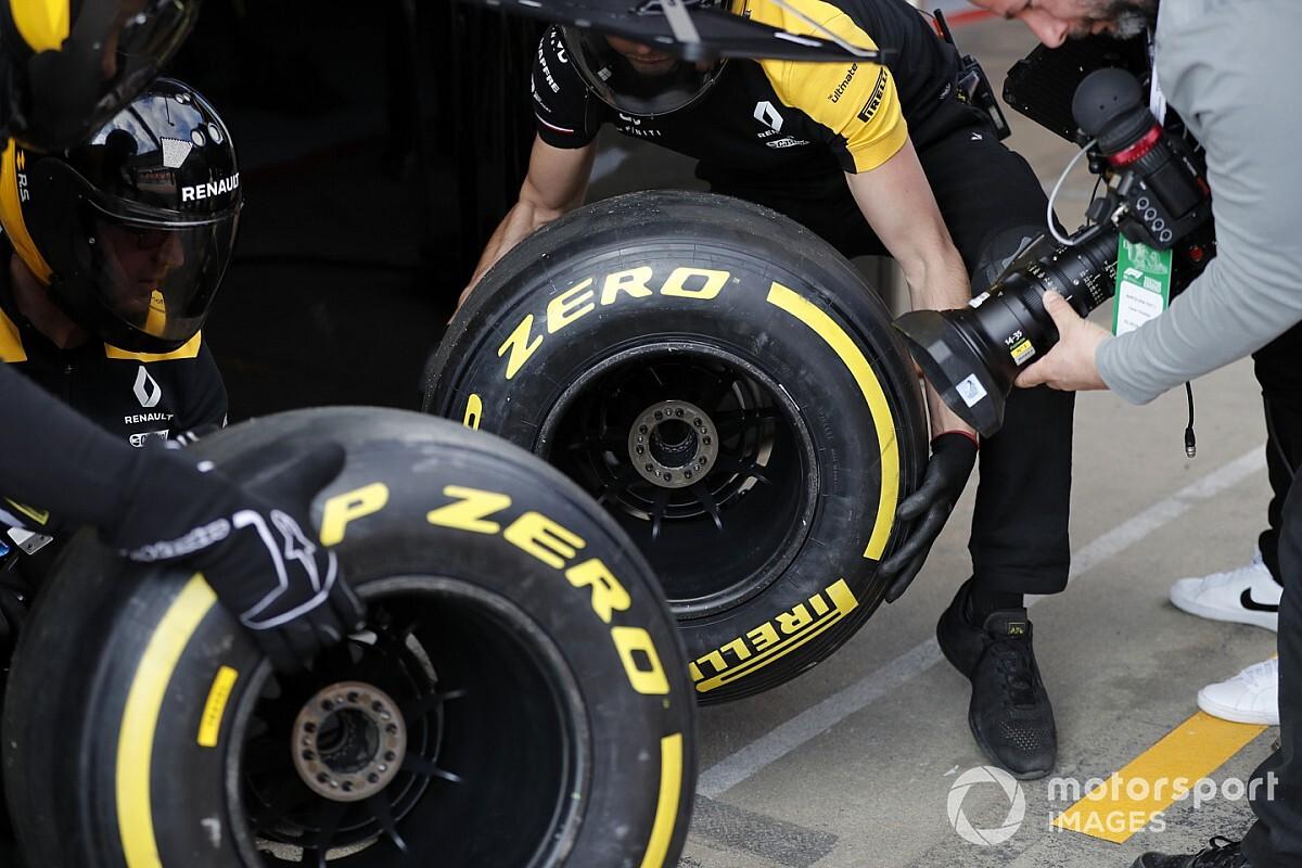 Pirelli dimisses F1 testing tyre shortage
