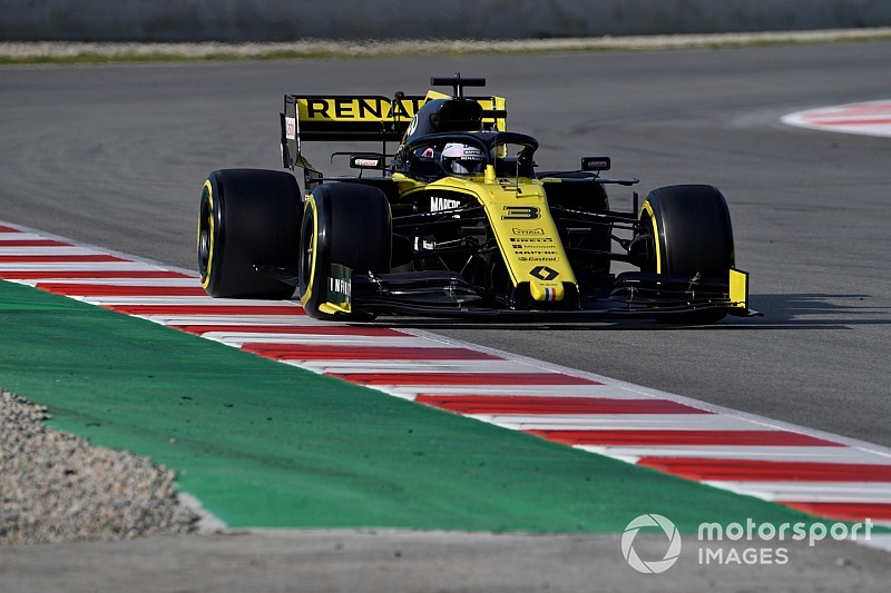 Ricciardo: Renault está