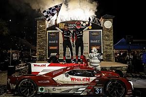 Nasr, Derani e Curran conquistano il successo alla 12 Ore di Sebring