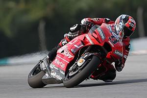 Test MotoGP Losail, Giorno 1: dopo 2 ore comanda Petrucci davanti alle Yamaha
