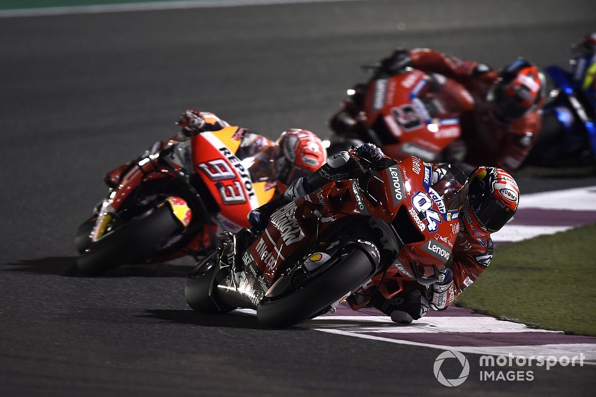 Ducati threatens Honda protest as winglet row escalates