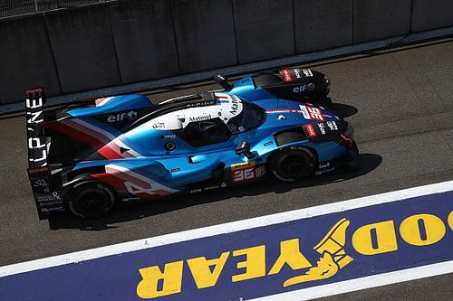 Alpine wants WEC BoP changes to address fuel mileage concerns