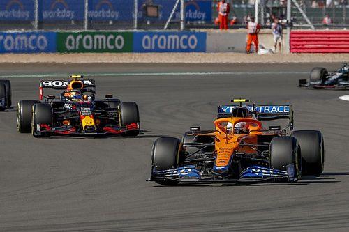 "McLaren: ""No es irreal que Norris supere a Pérez y a Bottas"""