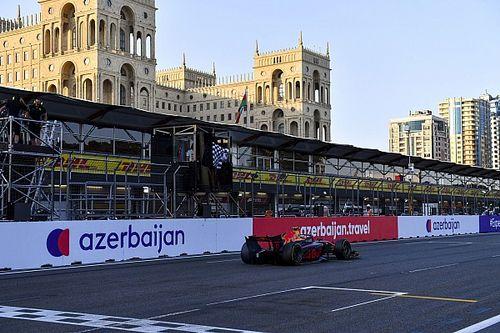 Vips: Baku F2 sprint win redemption for Bahrain gearbox failure