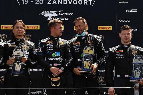 Basz i Lewandowski wygrywają w Zandvoort