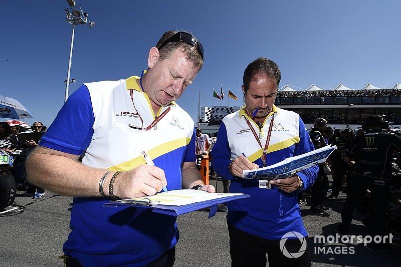 Michelin zufrieden mit Verbesserungen: