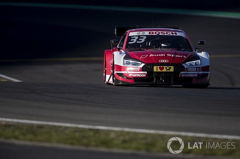 Nurburging DTM: Rast wins, Paffett retakes points lead