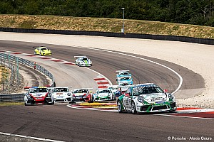 Émeric Tougeron - Porsche Carrera Cup France :