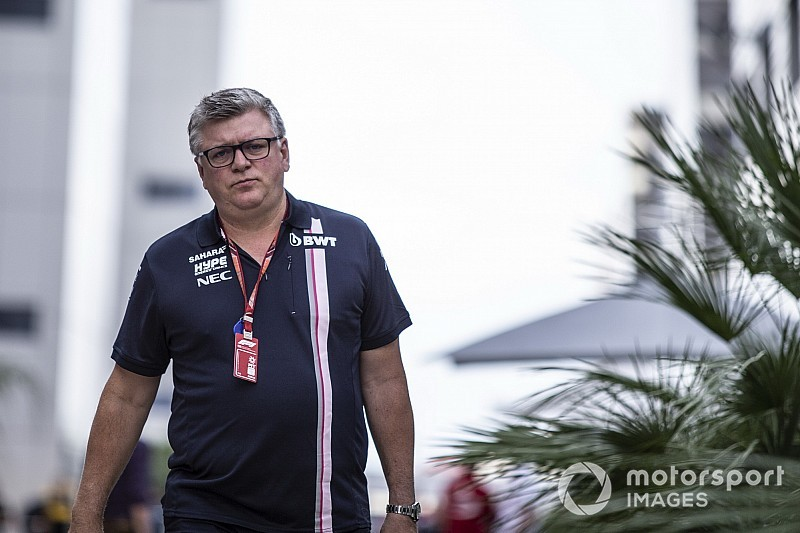 Force India boss Szafnauer could have left in summer