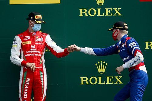 Az F2-es bajnokesélyes sokat tud tanulni Mick Schumachertől