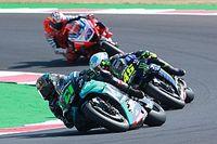 """Forcada: Sería """"desastroso"""" que Rossi ayude a Morbidelli"""