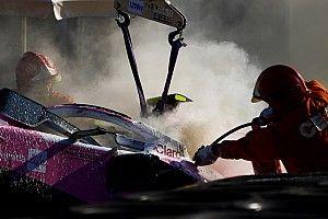 Un software para simular accidentes de F1 y mejorar la seguridad