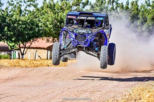 Equipe Varela Can-Am Monster Energy vence todas as especiais do Rally Jalapão