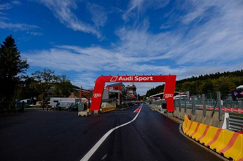 LIVE: 24 uur van Spa-Francorchamps - Super Pole