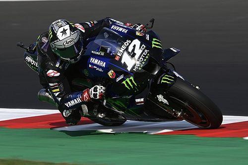 MotoGP Misano: Pole pozisyonu Vinales'in oldu