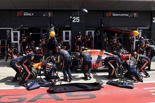 VÍDEO: Veja o pit stop mais rápido da história da F1: 1s91