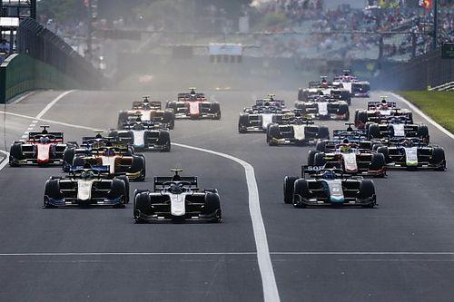 F2 i F3 osiem razy z F1