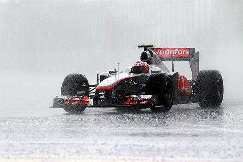 Button'ın 6 pit stop yaparak kazandığı yarış: 2011 Kanada GP