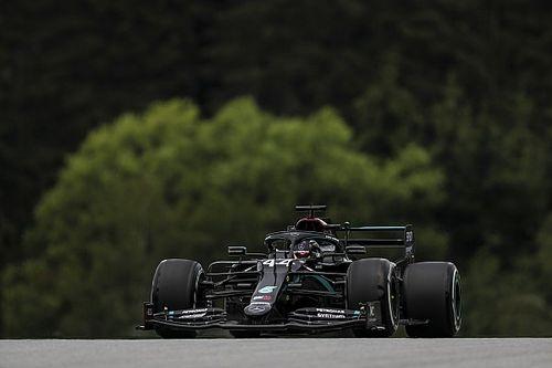 Austria - Libres 1: Mercedes empieza 2020 al frente y Sainz brilla