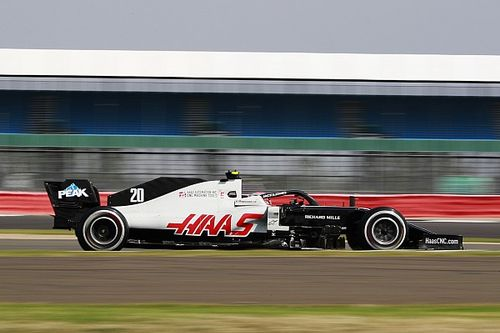"Haas retired Magnussen for ""safety"" reasons"