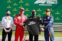 奥地利大奖赛:博塔斯笑到最后,诺里斯在汉密尔顿受罚后首登台