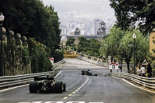 Lost F1 tracks: The madness of Montjuic Park