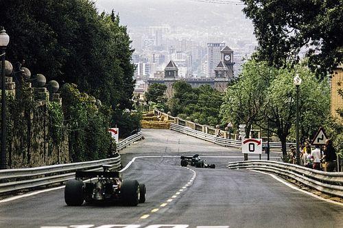 Trek F1 yang Hilang: Kegilaan di Montjuic Park